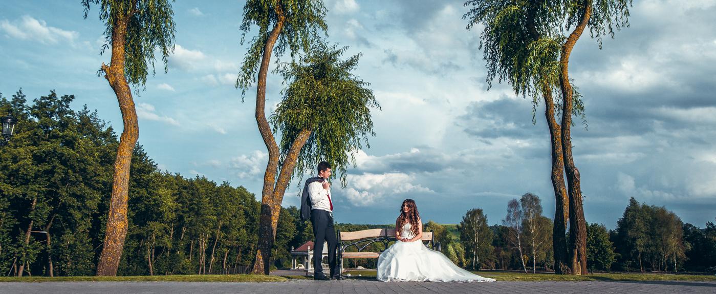 весільна зйомка